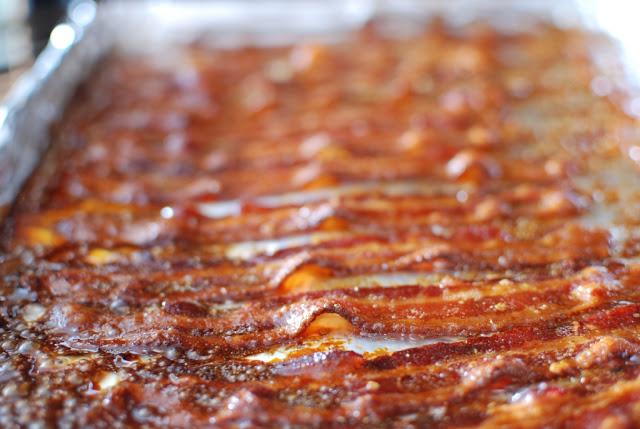 19 - Five-Spice Glazed Bacon