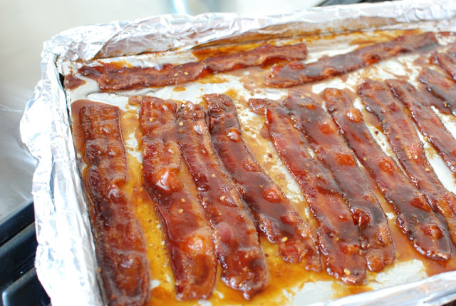 20 - Five-Spice Glazed Bacon