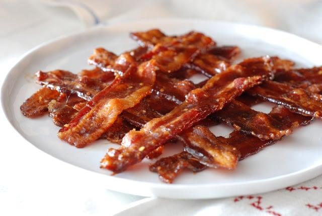 22 - Five-Spice Glazed Bacon