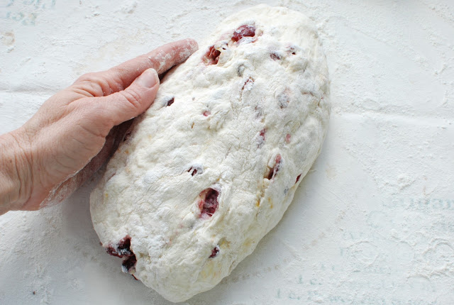 15 3 - Cranberry Orange Almond Artisan Bread and a post to gather your favorite Artisan Bread creations