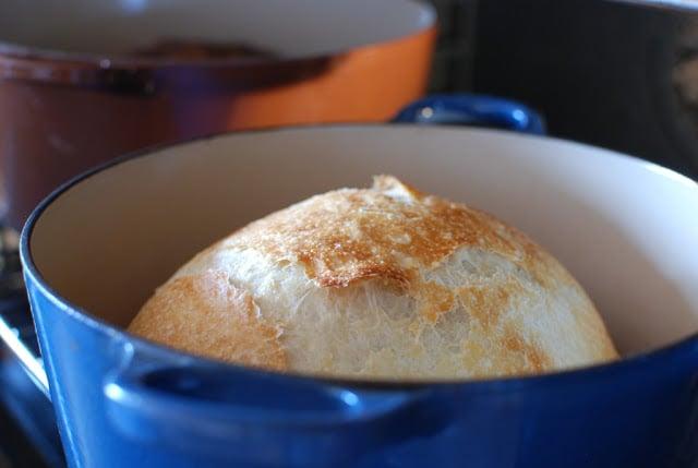 19b - Artisan No-knead Bread