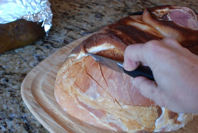 6 - Southern Pecan Glazed Ham