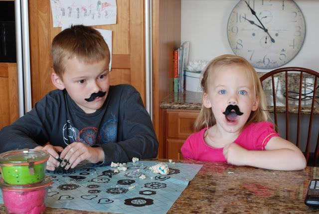 3 5 - Glitter Play Dough