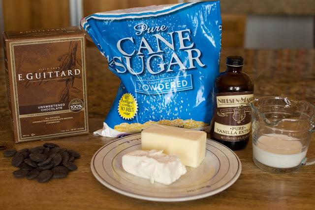 40 - Layered Chocolate Cream Cheese Brownies