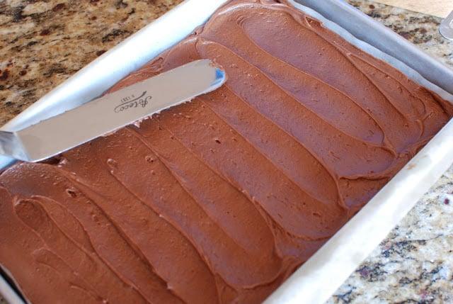 49 - Layered Chocolate Cream Cheese Brownies