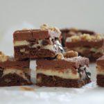 6 150x150 - Layered Chocolate Cream Cheese Brownies