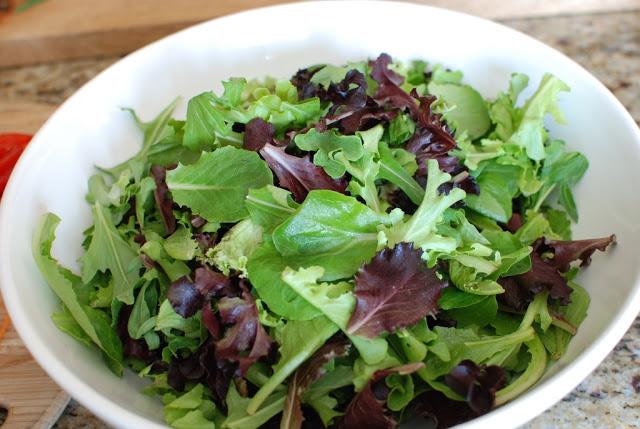29 1 - Beef Soba Noodle Salad with Mango Ginger Dressing