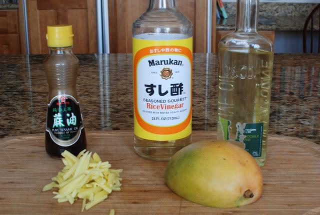 38 1 - Beef Soba Noodle Salad with Mango Ginger Dressing