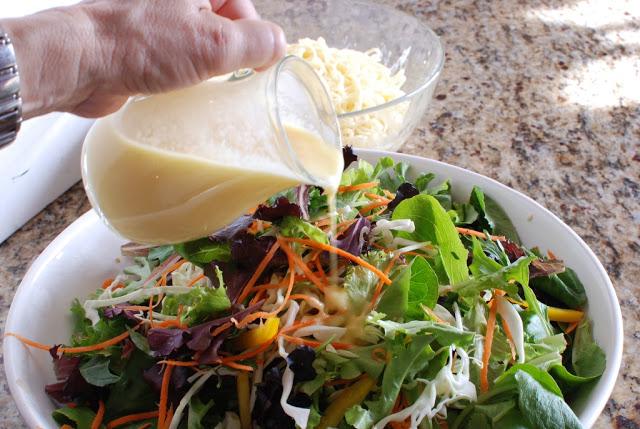 59 - Beef Soba Noodle Salad with Mango Ginger Dressing