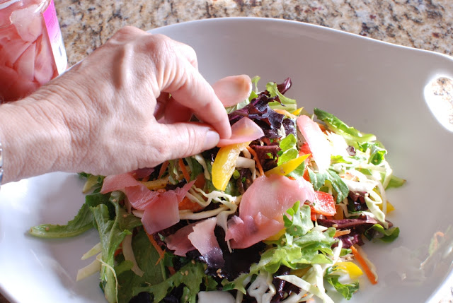 63 - Beef Soba Noodle Salad with Mango Ginger Dressing