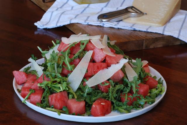 16 3 - Watermelon Arugula Salad