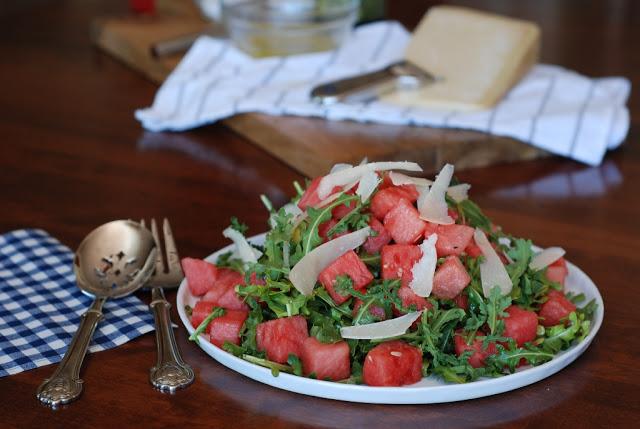 17 3 - Watermelon Arugula Salad