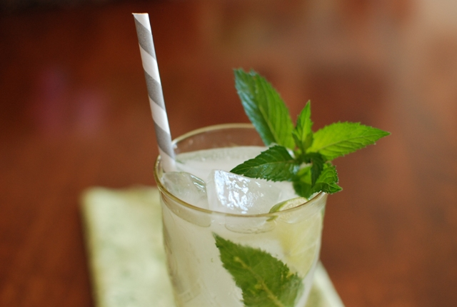23 3 - Old Fashion Lemonade and Ginger ale