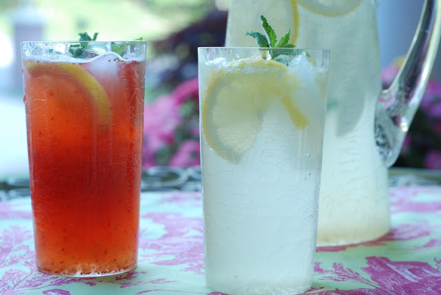 26 1 - Old Fashion Lemonade and Ginger ale