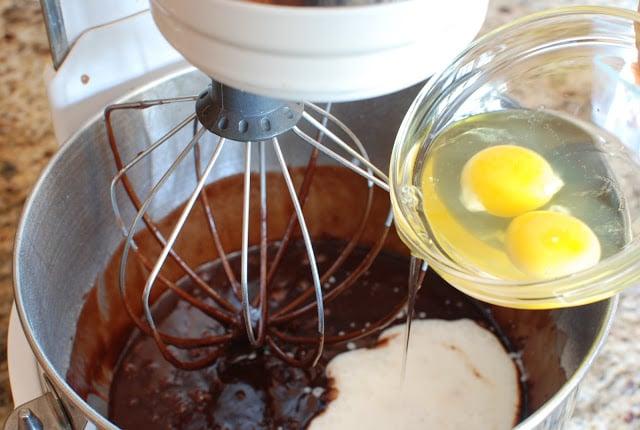 30 1 - Chocolate Hazelnut Gelato Cake