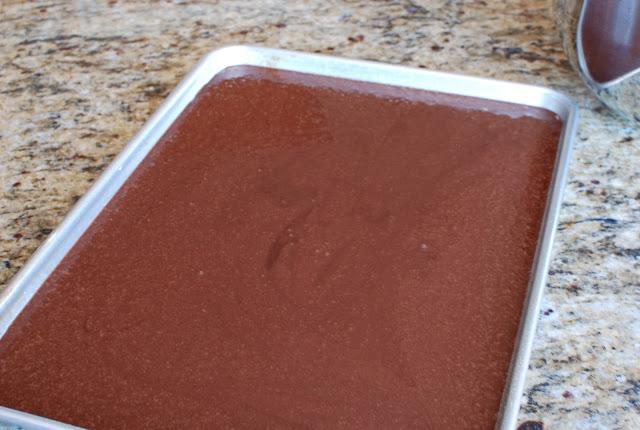 37 - Chocolate Hazelnut Gelato Cake