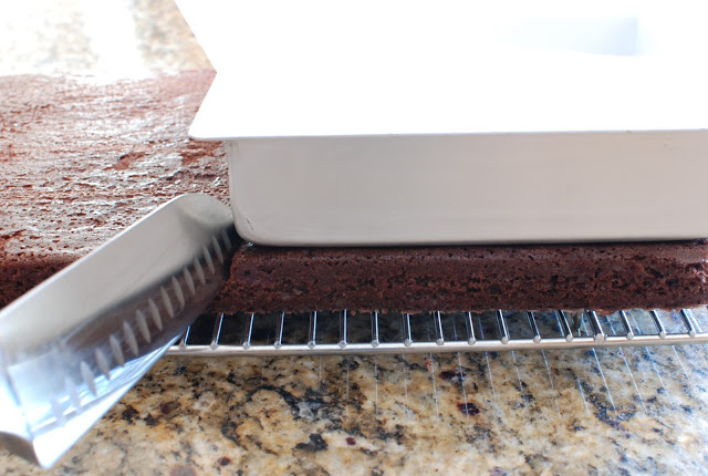 44 - Chocolate Hazelnut Gelato Cake
