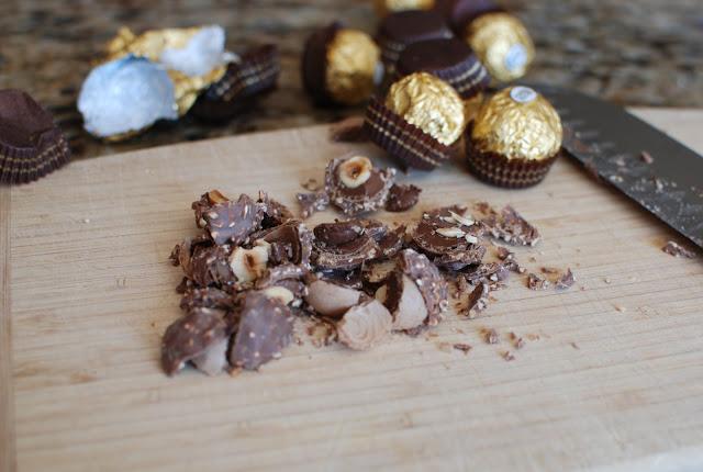 47 - Chocolate Hazelnut Gelato Cake