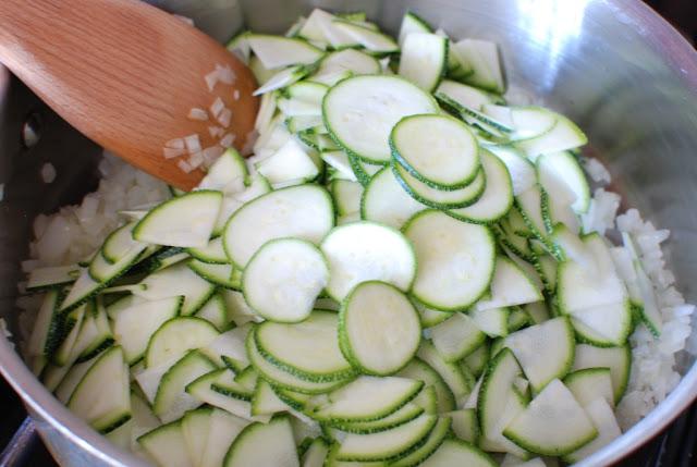 11 - Zucchini Gratin - Tian de Courgettes