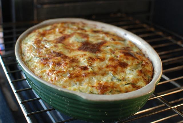 32 - Zucchini Gratin - Tian de Courgettes