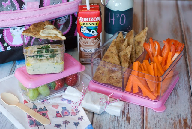 0a - Healthly lunch box ideas