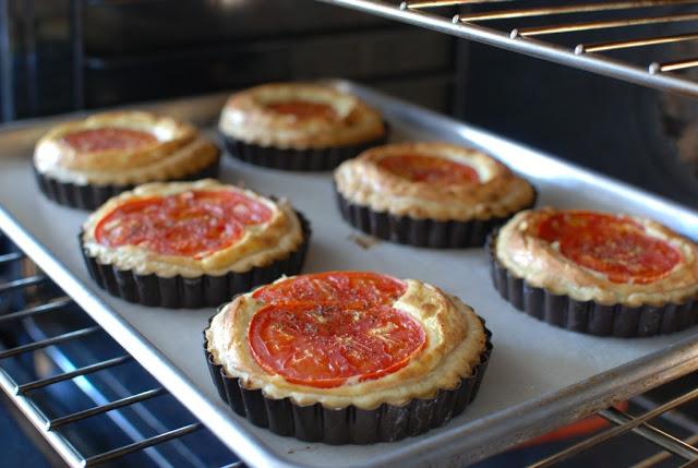 26 1 - Tomato Ricotta Tarts