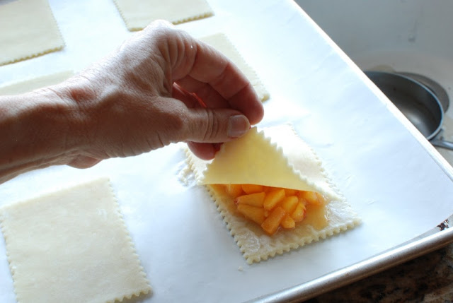 19 2 - Hand Peach Pies