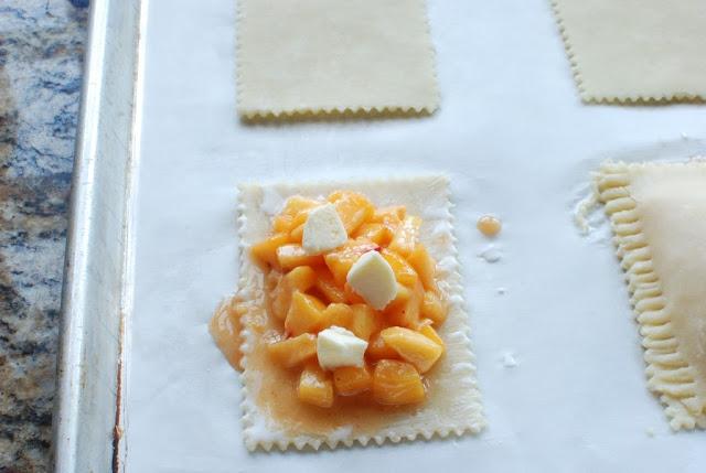 19b - Hand Peach Pies