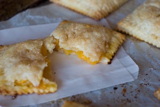29 2 - Hand Peach Pies