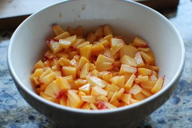 5 2 - Hand Peach Pies