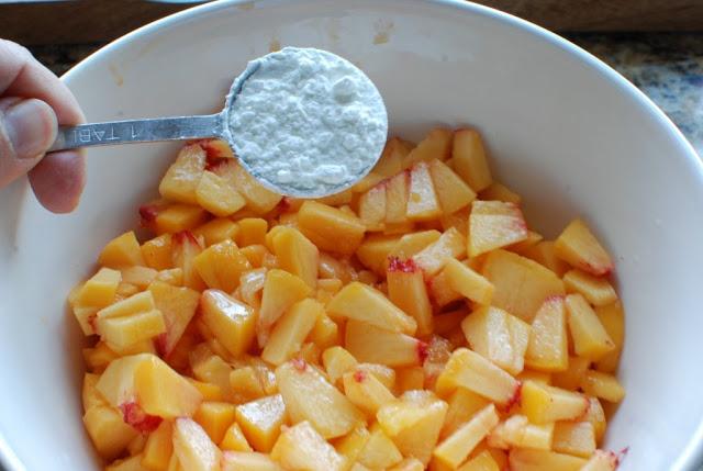 7 2 - Hand Peach Pies