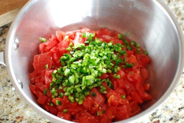 9 4 - Spicy Tomato Jam