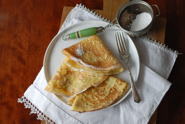 24 - Crepes