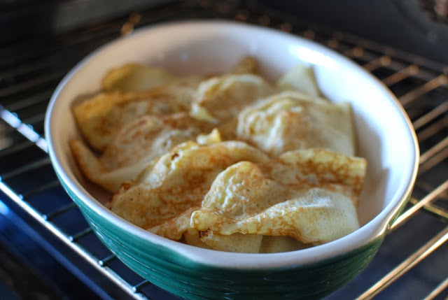 32 1 - Apple Crepes with Caramel Sauce