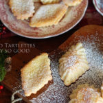 0 150x150 - Christmas Cookie Exchange:  Almond Tartlettes