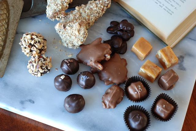 36 1 - Caramels, Hand Dipped Chocolates and Chocolates Giveaway