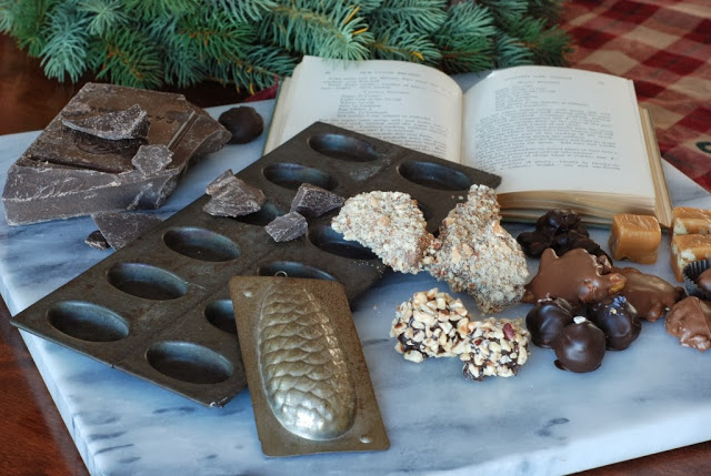 37 - Caramels, Hand Dipped Chocolates and Chocolates Giveaway