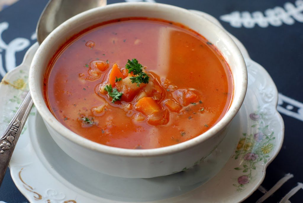 1 1 1024x687 - Vegetable Barley Soup