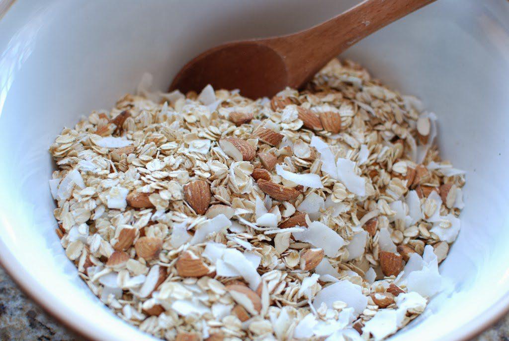 11 1024x687 - Chocolate Coconut Almond Granola
