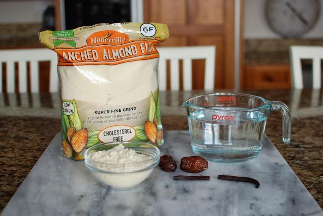 3 5 - Quick Homemade Almond Milk