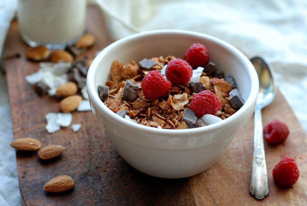 31 1024x687 - Chocolate Coconut Almond Granola