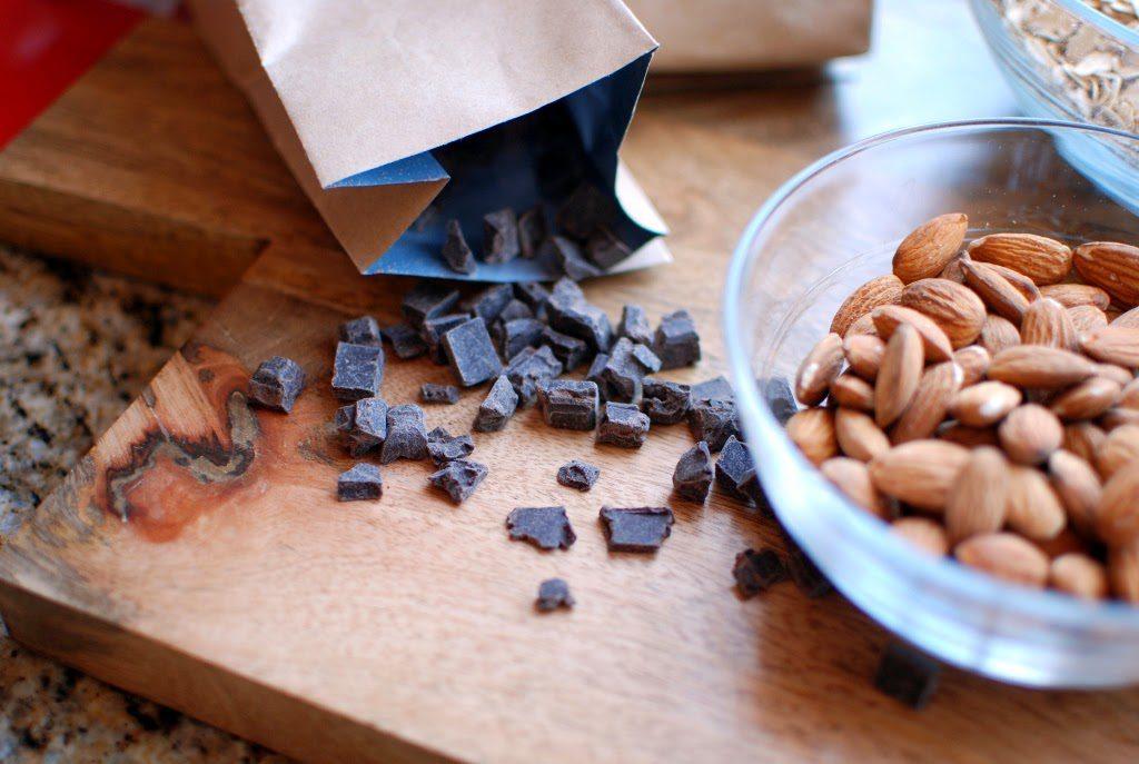 5 1024x687 - Chocolate Coconut Almond Granola