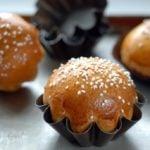 23 150x150 - Petite Brioche with Pearl Sugar