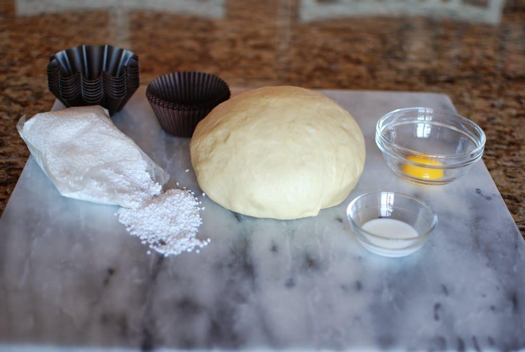 3 1024x687 - Petite Brioche with Pearl Sugar