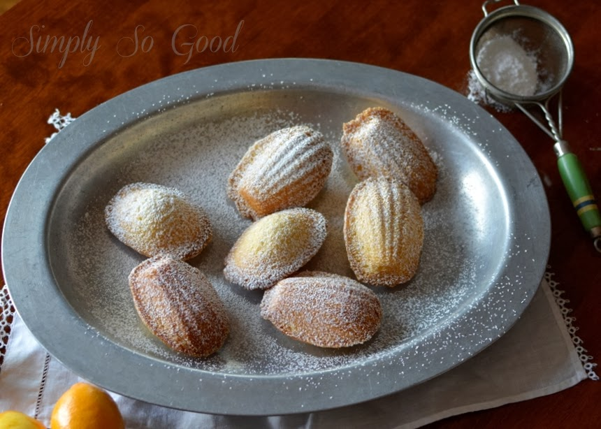 24 3 - Meyer Lemon Madeleines