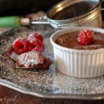 50 1 150x150 - Chocolate Flourless Cakes