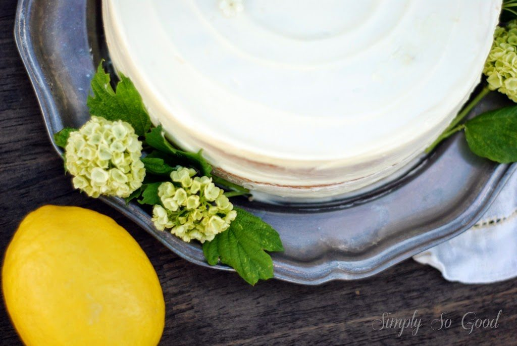 7 3 1024x685 - Lemon Olive Oil Cake with Mascarpone and Lemon Curd