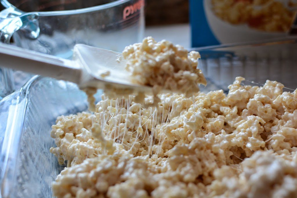 15 2 1024x683 - The Perfect Rice Crispy Treats (in my opinion) in Two Minutes