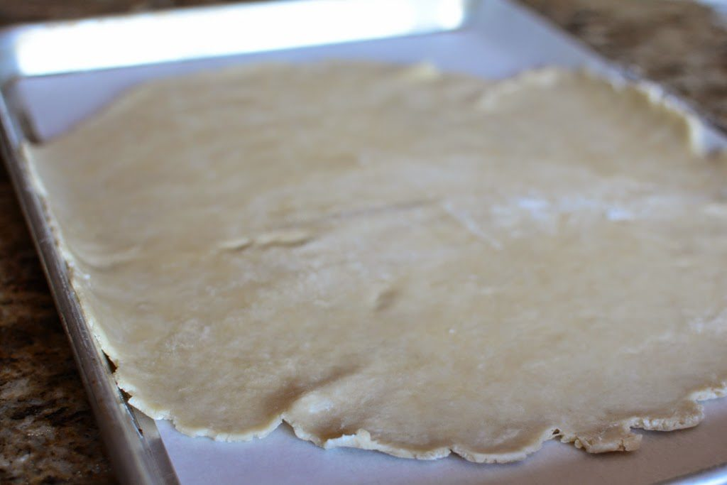 DSC 0021 1024x683 - How to Make a Fruit Galette with one recipe