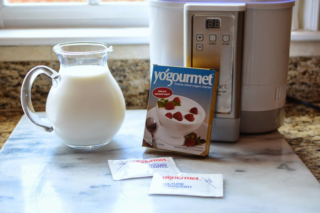 1 4 1024x683 - The Lazy Way of Making Yogurt, Greek Yogurt, and a Giveaway.